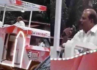 PC George cancels election campaign at Erattupetta over protests