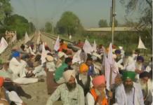 Protesters block railway tracks in Amritsar