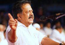 Ramesh Chennithala, opposition leader
