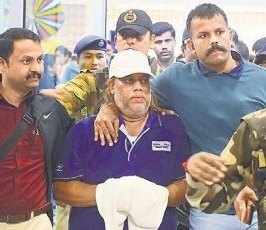Want to stay in police custody Mumbai don Ravi Pujari says in court