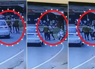 auto driver attacked student in kannur