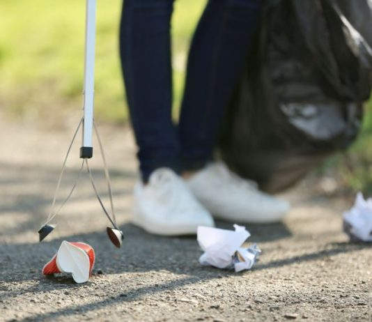 fines in Abu Dhabi for littering, dumping waste