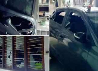 goon attack in TVM