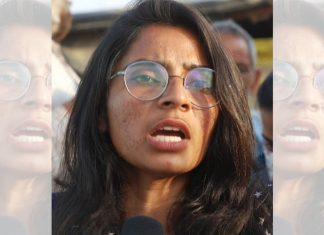 nodeep kaur talks about police brutality in jail