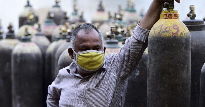 'Ensure MHA Order is Implemented' Delhi HC on Oxygen Shortage