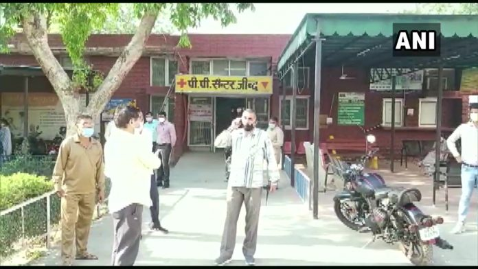 vaccine stolen from Haryana hospital