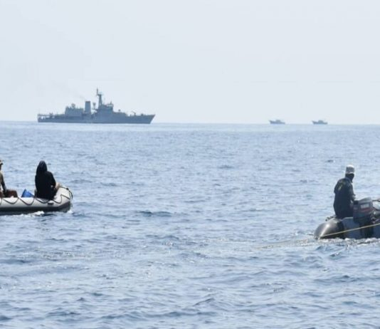 Mangaluru boat accident search operation
