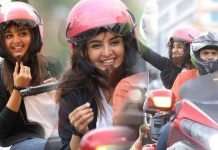 Manju Warrier bike ride with Mallu Traveller video viral