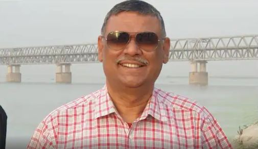Oxygen Man Gauarv Rai