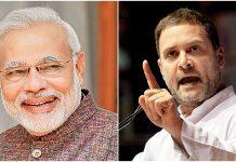 Rahul Gandhi criticizes Modi government in covid surge