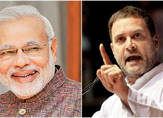 Rahul Gandhi criticizes Modi government in covid surge