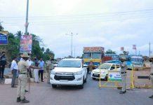 Tamilnadu closed byroads in Trivandrum border due to covid surge