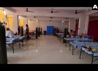 Vadodara's Jahangirpura Masjid converted into a 50-bed COVID facility
