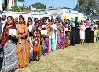 Voting Begins In Bengal For Fifth And Biggest Phase