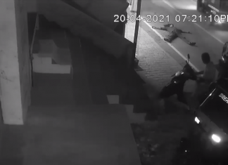 cctv footage of chemmanthoor murder out