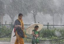 heavy rain alert in kerala