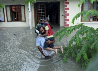 Sea wrath worsens in Kerala; Chellanam and Chavakkad severely affected