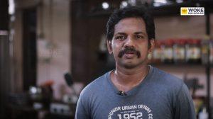 ഫോർ ഏയ്ഞ്ചൽസ് കാറ്ററിംഗ് ഉടമ ജോസഫ് ജോസ്ലിൻ Four Angels Caterings, Mundamveli (c) Woke Malayalam